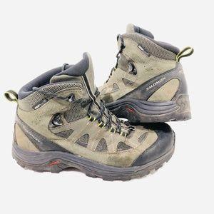 Salomon Gore-Tex Contagrip Hiking Trail Boots 10